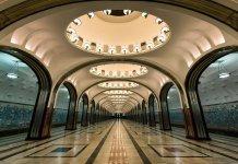 Самые красивые метрополитены мира