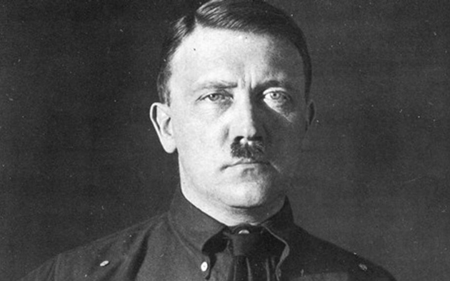 the history of adolf hitlers madness