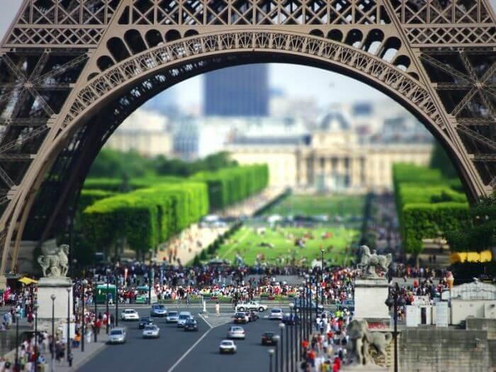 Миграция во Францию