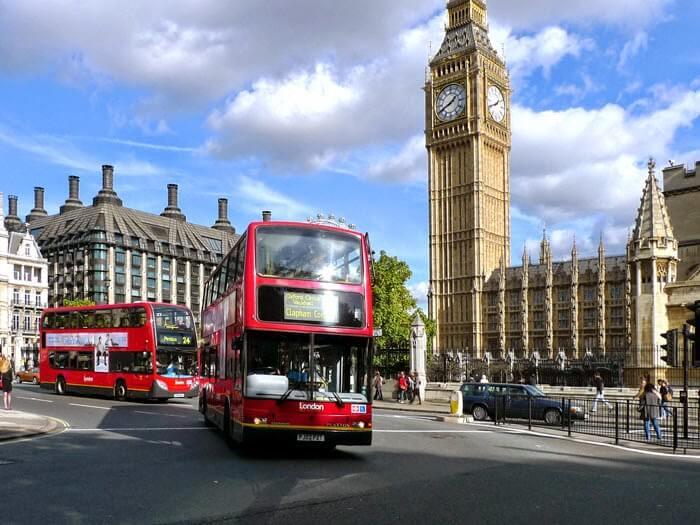 Переезд в Великобританию