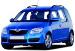 Десятка самых удобных автомобилей для путешествия - согласны? Skoda Roomster