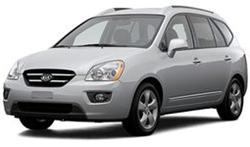 Десятка самых удобных автомобилей для путешествия - согласны? KIA Carens