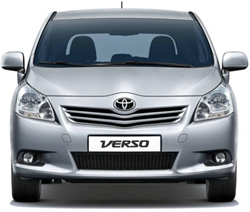Десятка самых удобных автомобилей для путешествия - согласны? Toyota Verso