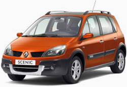 Десятка самых удобных автомобилей для путешествия - согласны? Renault Scenic