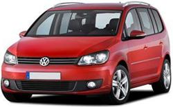 Десятка самых удобных автомобилей для путешествия - согласны? Volkswagen Touran