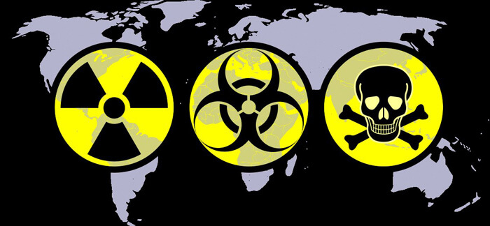 Биологическая или химическая война