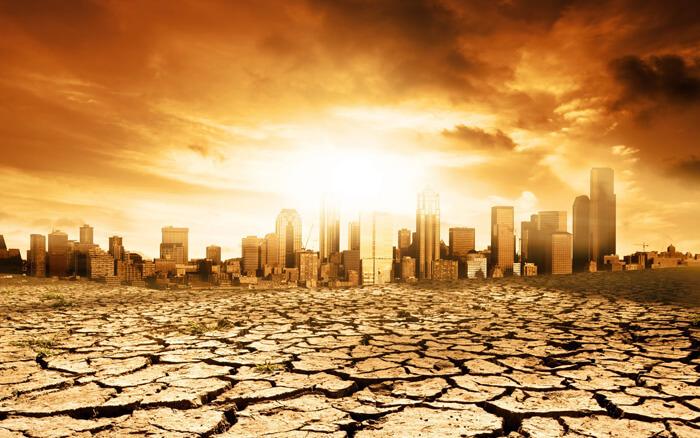 Катастрофическое изменение климата