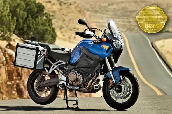 лучший мотоцикл для долгого путешествия-приключения