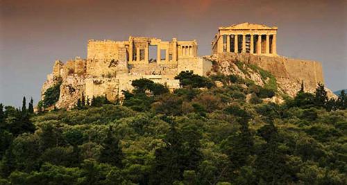 Все рейтинги : Топ-3 города Греции, которые стоит посетить