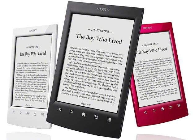 Лучшая электронная книга 2012 года
