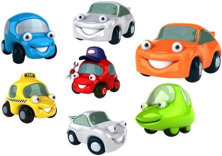 Рейтинг модных оттенков для автомобилей