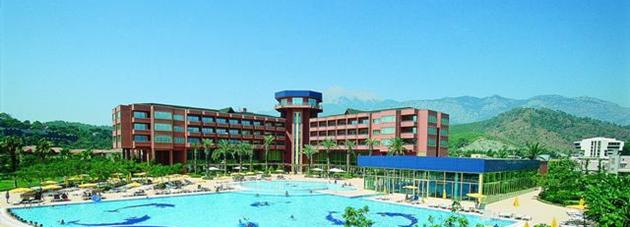 рейтинг отелей Турции 5 звезд