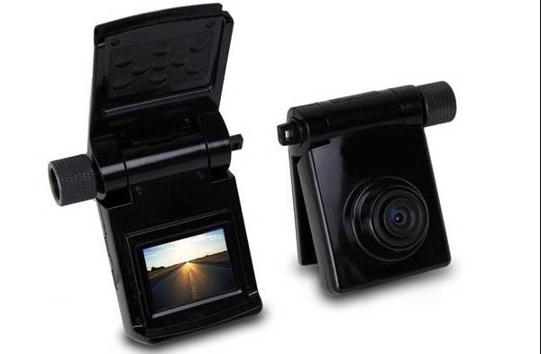 Видеорегистратор с углом обзора в 120°