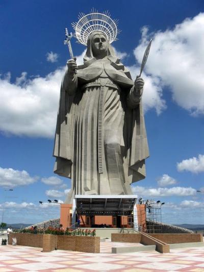 Все рейтинги : Топ-10 самых высоких в мире статуй