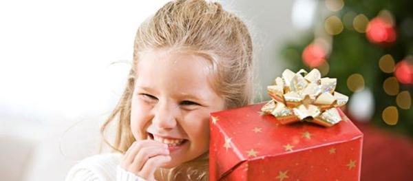 Лучшие новогодние подарки для детей