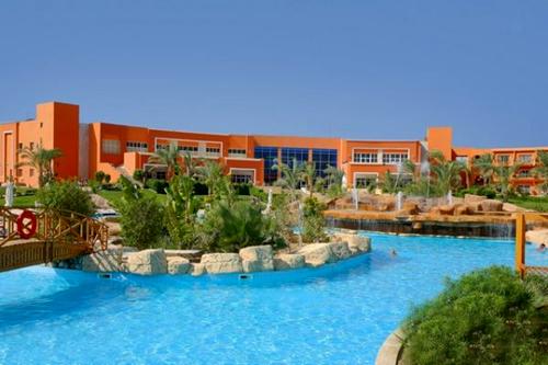 Лучший отель Шарм эль Шейха