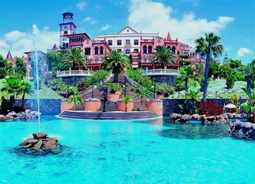 Лучший отель Испании