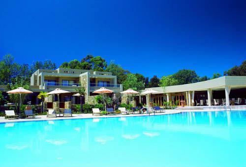 Лучший отель Греции