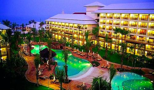 Туризм : Рейтинг лучших отелей Паттайи 2014 года