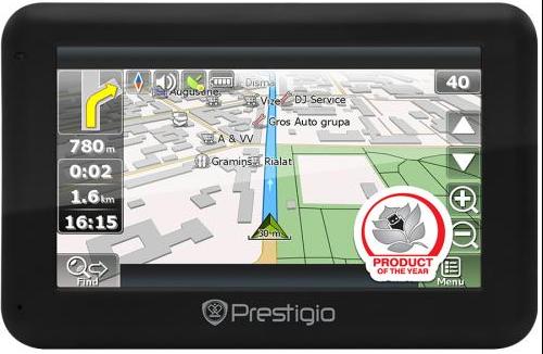 Prestigio GeoVision 5050