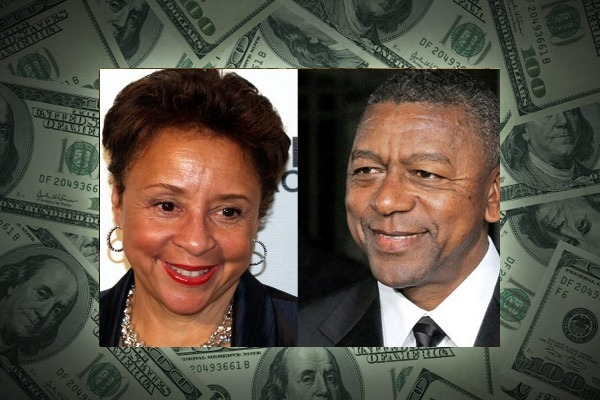 Robert-e-Sheila-Johnson