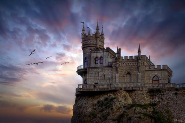Все рейтинги : Топ-10 достопримечательностей Крыма
