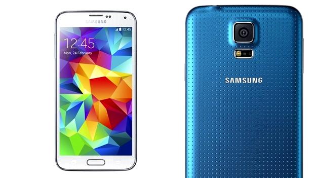 Лучший смартфон 2014 года Galaxy S5