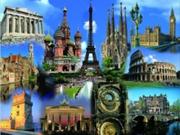 Самые малоизвестные достопримечательности Европы