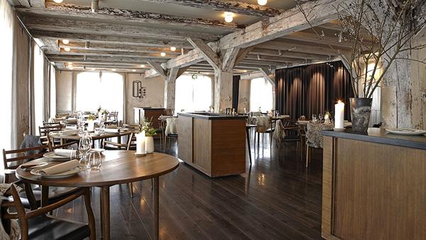 Ресторан Noma интерьер