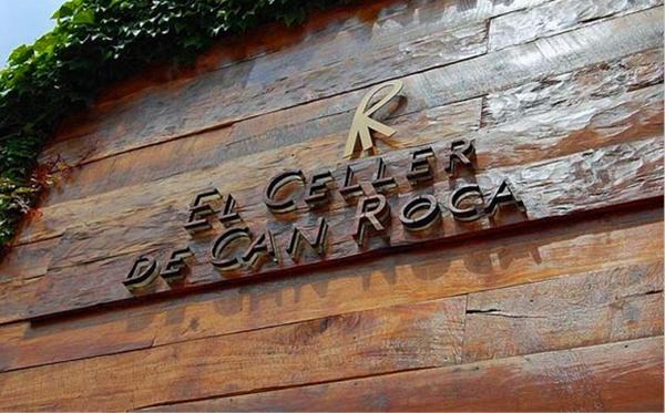 Ресторан El Celler de Can Roca вывеска