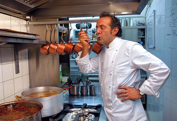 Шеф-повар Osteria Francescana