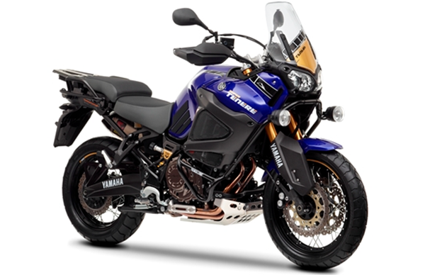Самый популярный мотоцикл Yamaha