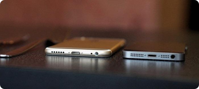 Динамики и разъемы iPhone 6
