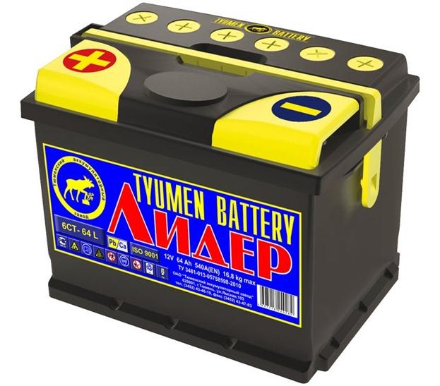 Лидер – лучший аккумулятор 2014 года