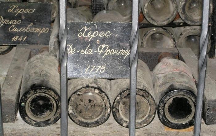 Все рейтинги Самое cамое : Самые старые вина в мире