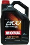 Motul 8100 Eco-energy