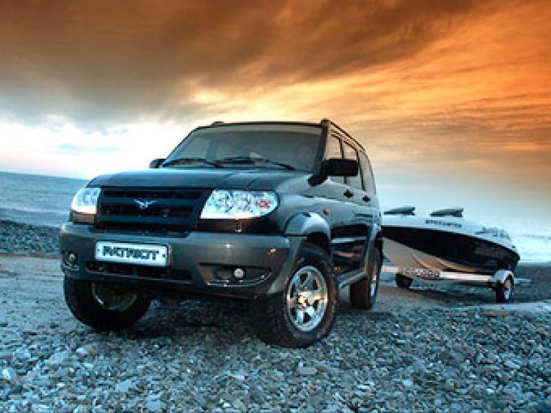 Фото 3163-PATRIOT в рубрике «Автомобильные рейтинги »