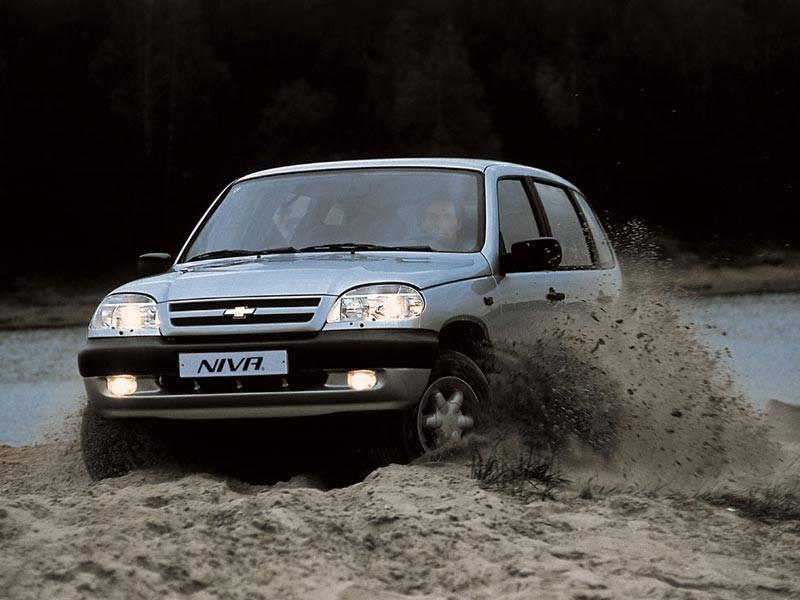 Фото CHEVROLET в рубрике «Автомобильные рейтинги »