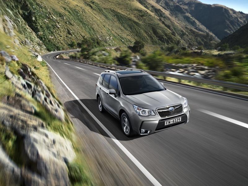 Фото FORESTER в рубрике «Автомобильные рейтинги »