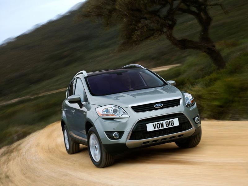 Фото KUGA в рубрике «Автомобильные рейтинги »