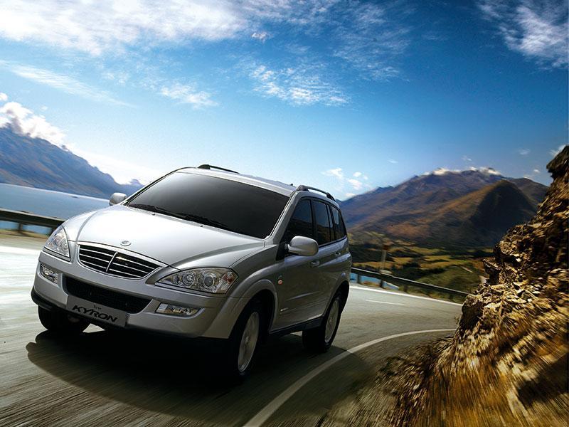 Фото KYRON в рубрике «Автомобильные рейтинги »