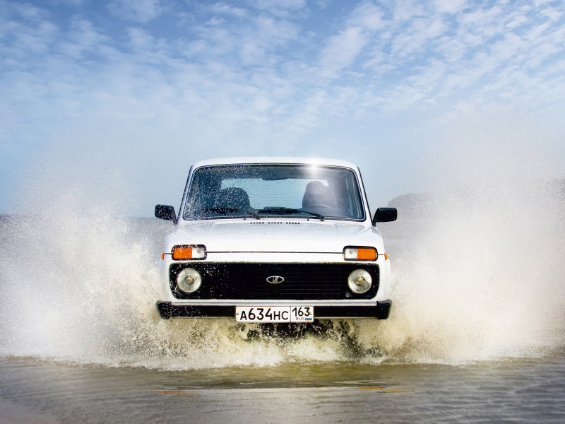 Фото LADA в рубрике «Автомобильные рейтинги »