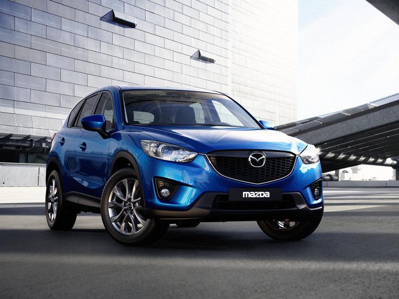 Фото Mazda_CX-5 в рубрике «Автомобильные рейтинги »