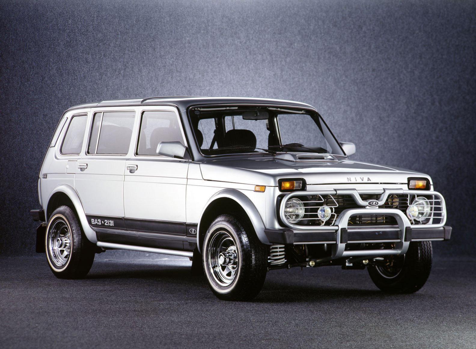 Фото NIVA-5-DOOR в рубрике «Автомобильные рейтинги »