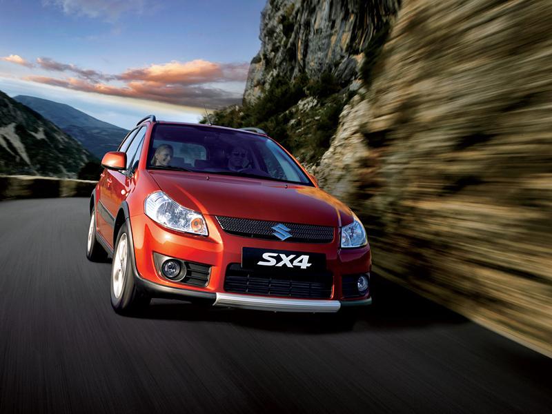 Фото SX4 в рубрике «Автомобильные рейтинги »