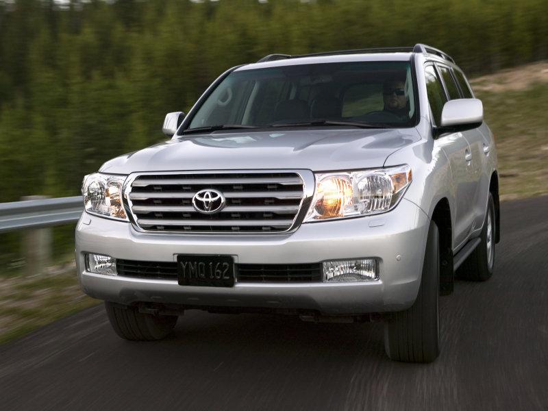 Фото Toyota_Land-Cruiser в рубрике «Автомобильные рейтинги »
