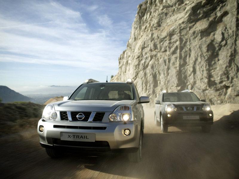 Фото X-TRAIL в рубрике «Автомобильные рейтинги »