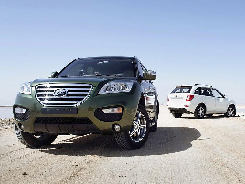 Фото X60 в рубрике «Автомобильные рейтинги »