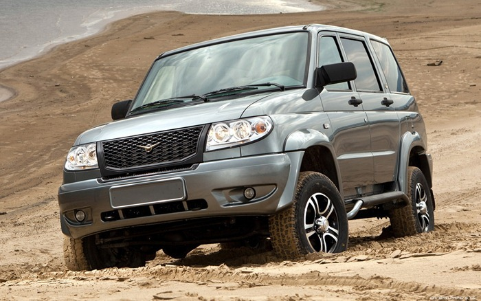 Автомобильные рейтинги : Топ-5 самых доступных внедорожников в России