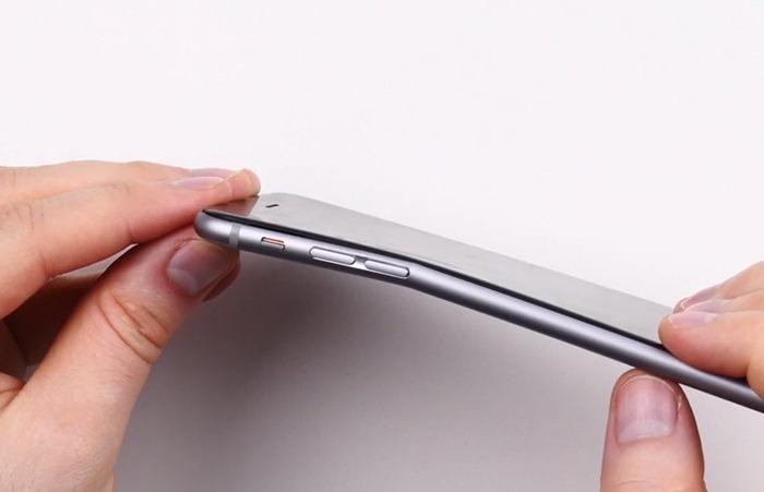 Согнутый iPhone 6